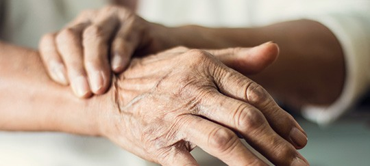 symptômes Parkinson